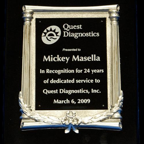 Samson Plaque Quest Diagnostics