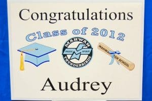 Indoor & Outdoor Graduation Signs